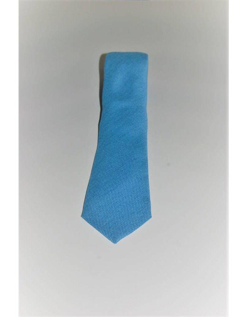 Amanda Christensen Blue Tie S17