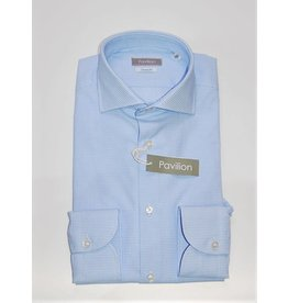 Pavilion Mens Blue Spot Shirt