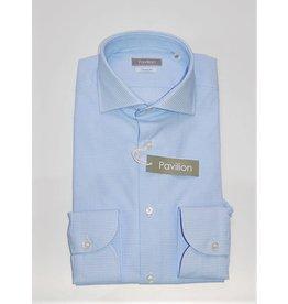 Pavilion Mens Blue Spot Shirt
