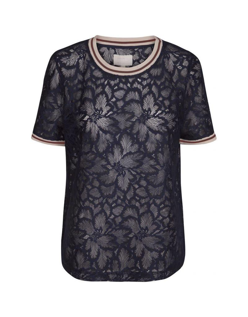 Minus Bjarka Lace Top