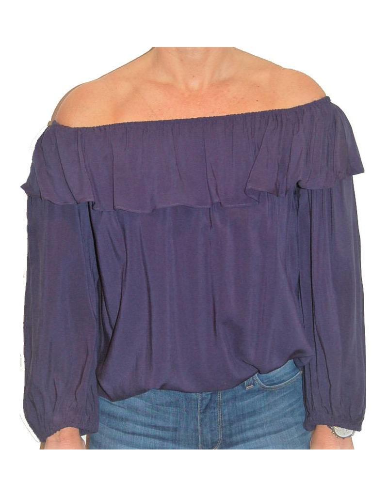 Velvet Ibby Off Shoulder Top