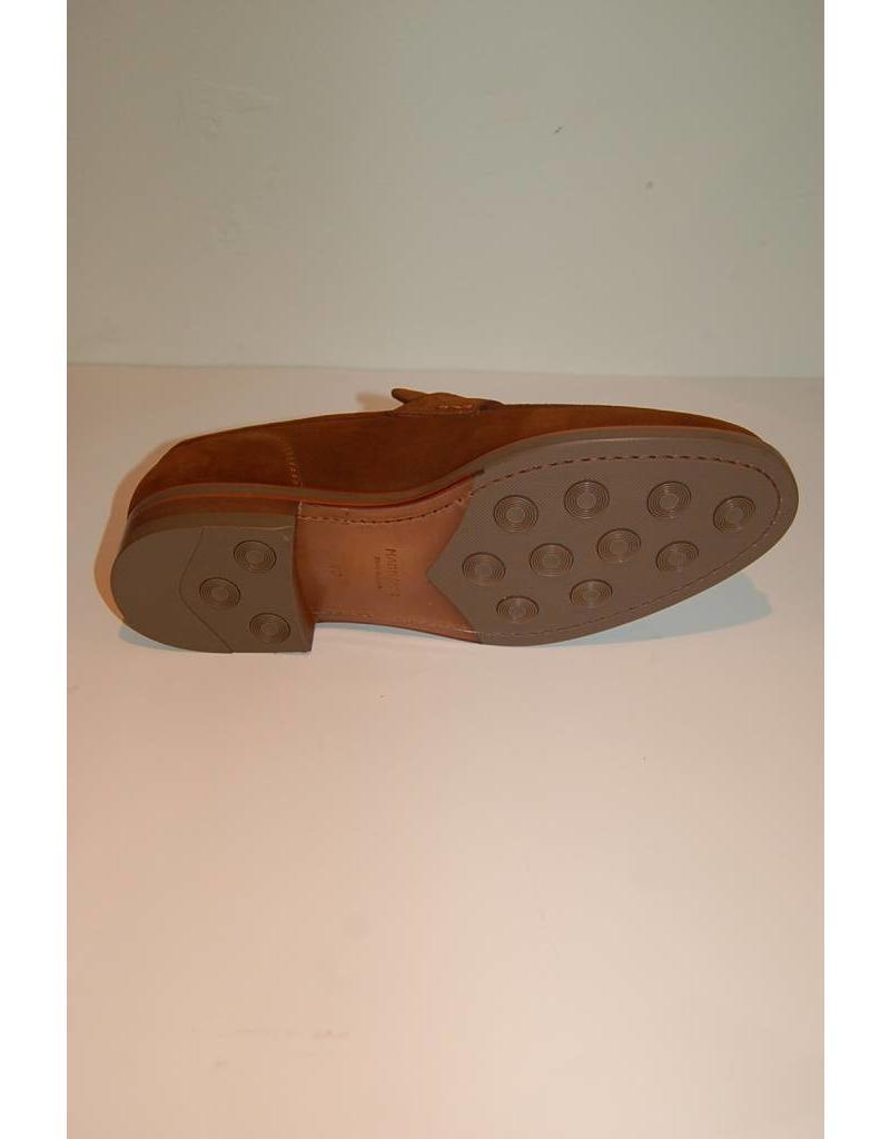 Magnanni Suede Loafer