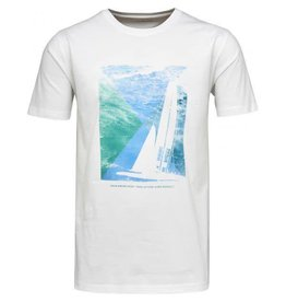 Knowledge Cotton Sailing T Shirt