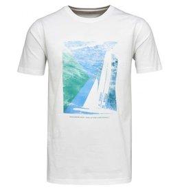 Knowledge Cotton Sailing T Shirt