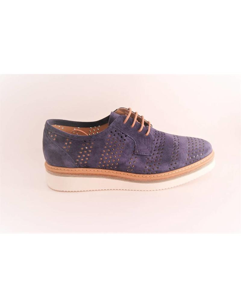 Alpe Suede Thick Soled Shoe