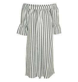 Part Two Linnet Stripe Dress
