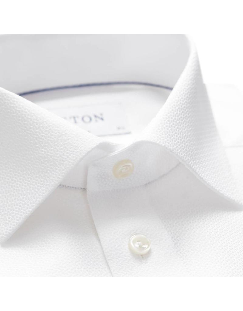 Eton Textured Slim Fit Shirt