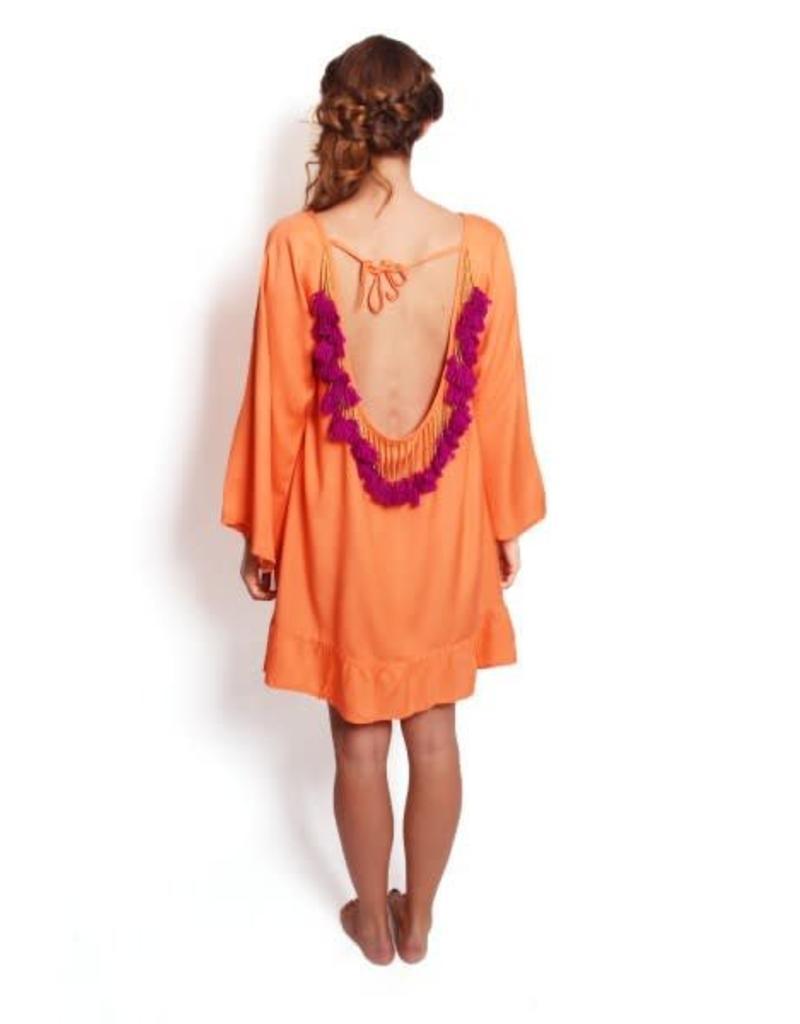 Sundress Indianna Pom Pom Dress