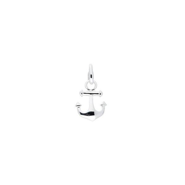 Zilveren symboolhanger - anker