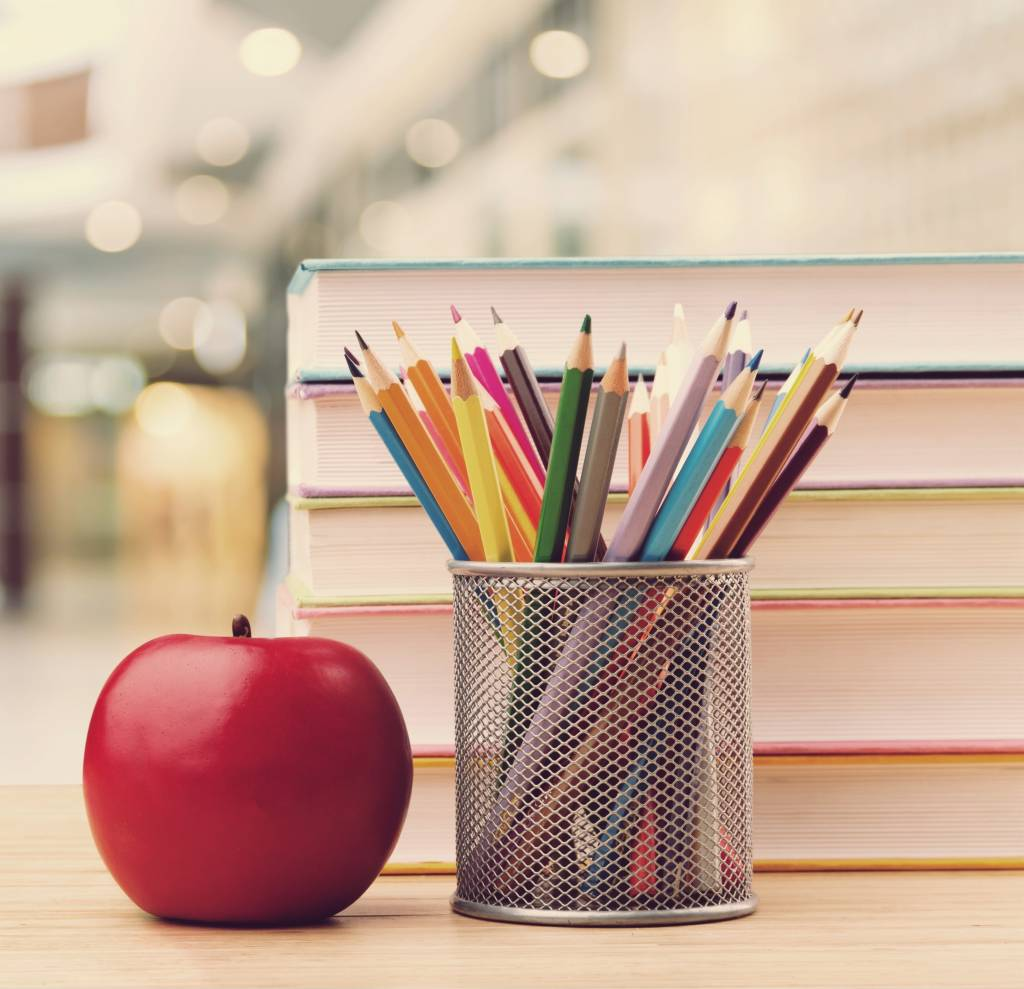 Back to school: It's a brand-new year!