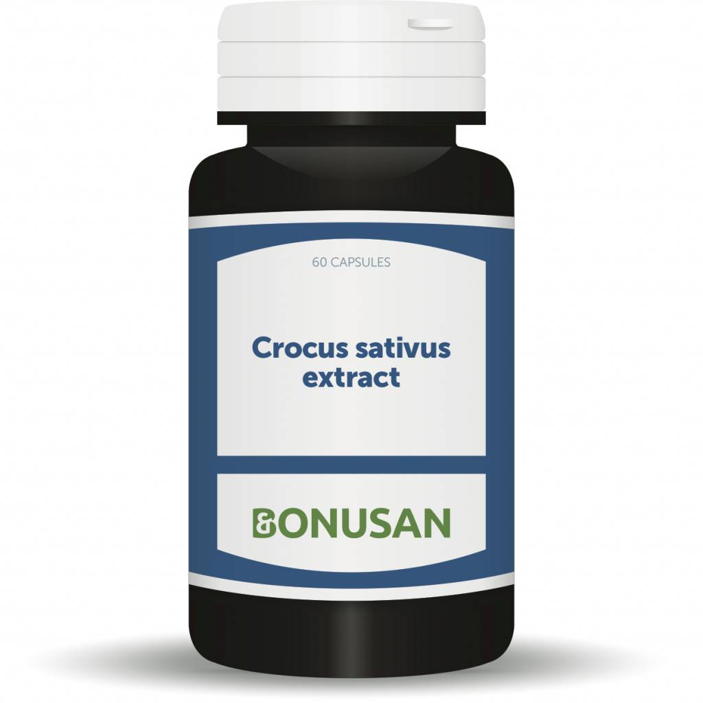 Bonusan CROCUS SATIVUS EXTRACT