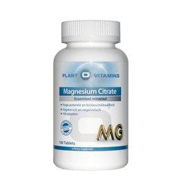 Plant O'Vitamins MAGNESIUM CITRATE