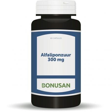Bonusan ALFALIPONZUUR 300 MG