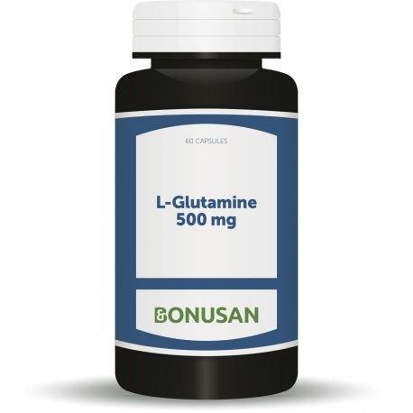Bonusan L-GLUTAMINE 500 MG