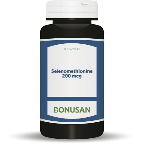 SELENOMETHIONINE 200 MCG