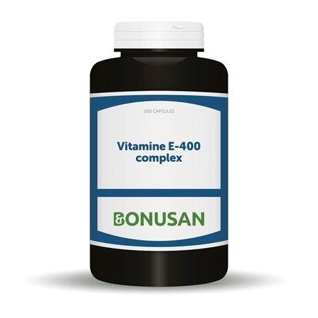 Bonusan VITAMIN E-400 COMPLEX