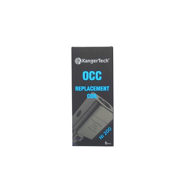 Kangertech OCC Ni200 (TC 0,15 Ohm)