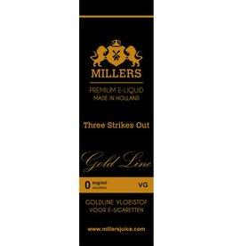 Millers Juice Liquid - Three Strike Out