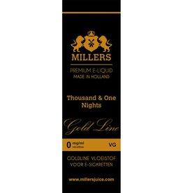 Millers Juice Liquid - Thousand & One Nights
