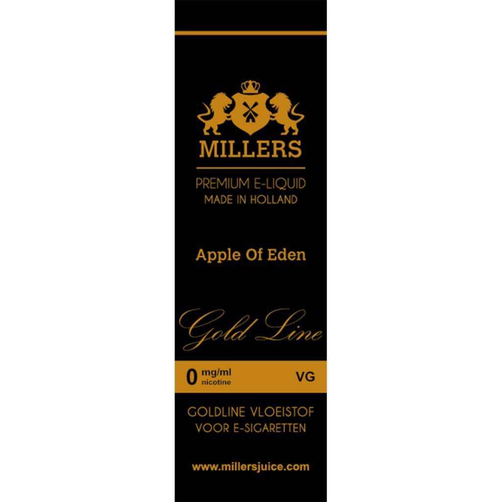 Millers Juice Liquid - The Apple Of Eden