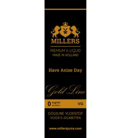 Millers Juice Liquid - Have Anise Day