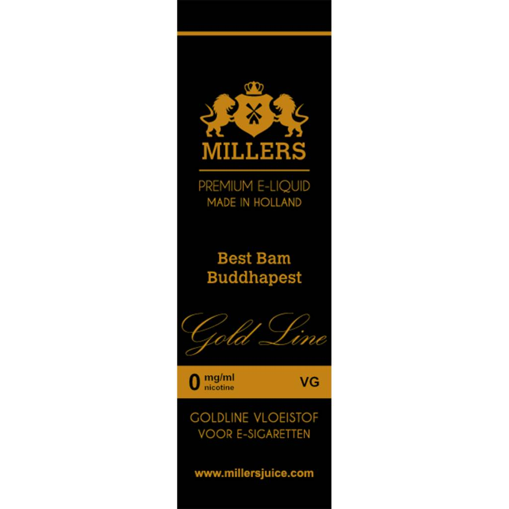 Millers Juice Liquid - Best Bam Buddhapest