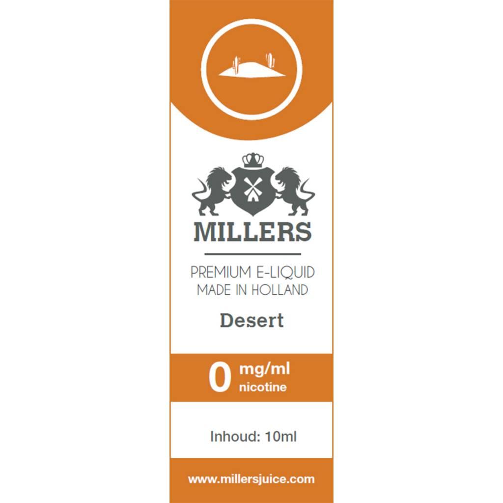 Millers Juice desert e-liquid