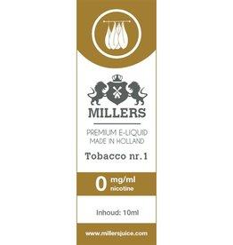 Millers Juice Liquid - Tobacco nr.1
