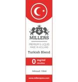 Millers Juice turkish blend tabak e-liquid