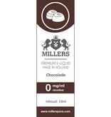 Millers Juice chocolade e-liquid