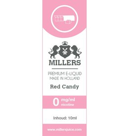 Millers Juice Liquid - Red candy