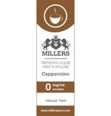 Millers Juice cappuccino e-liquid