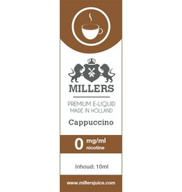 Millers Juice Liquid - Cappuccino