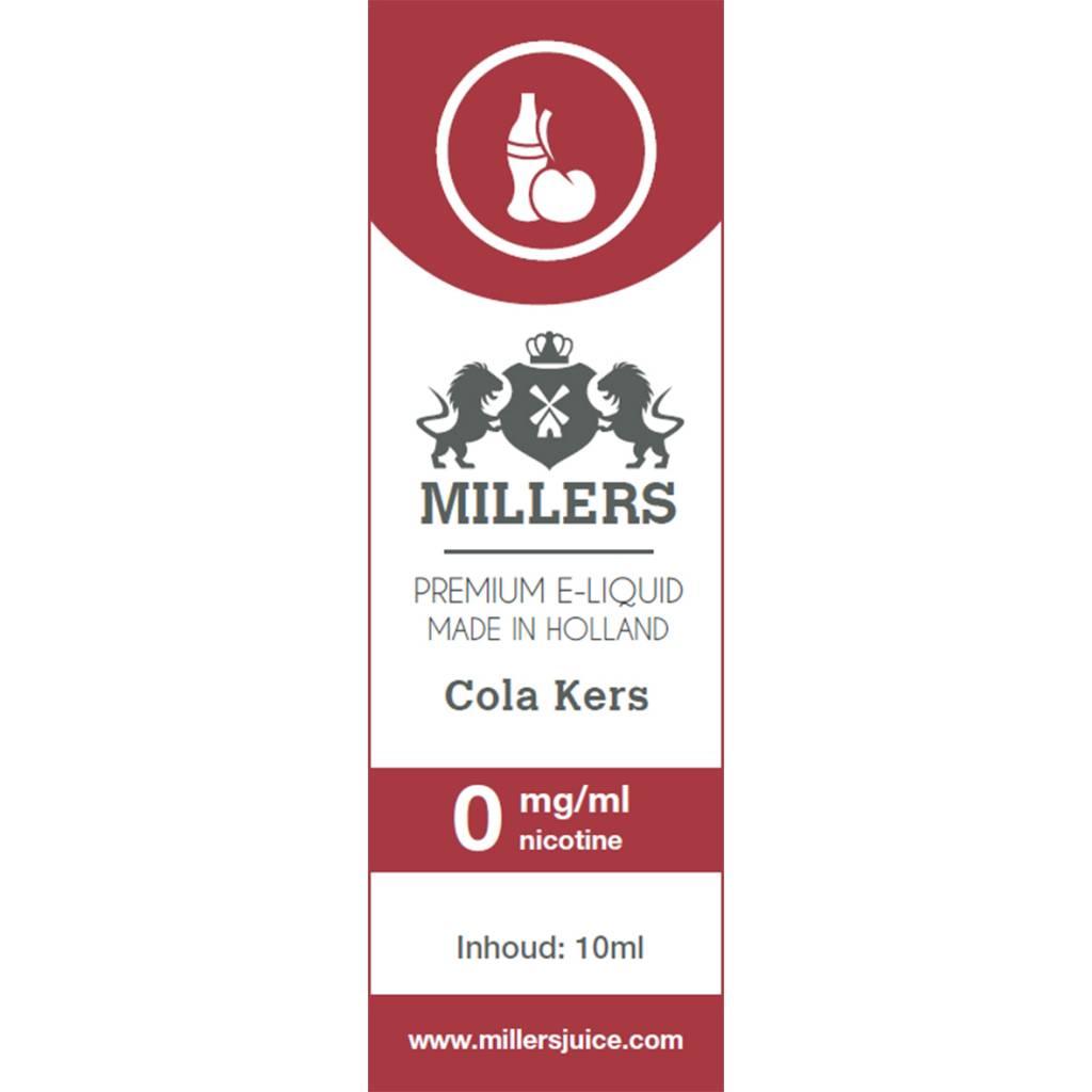 Millers Juice cola kers e-liquid
