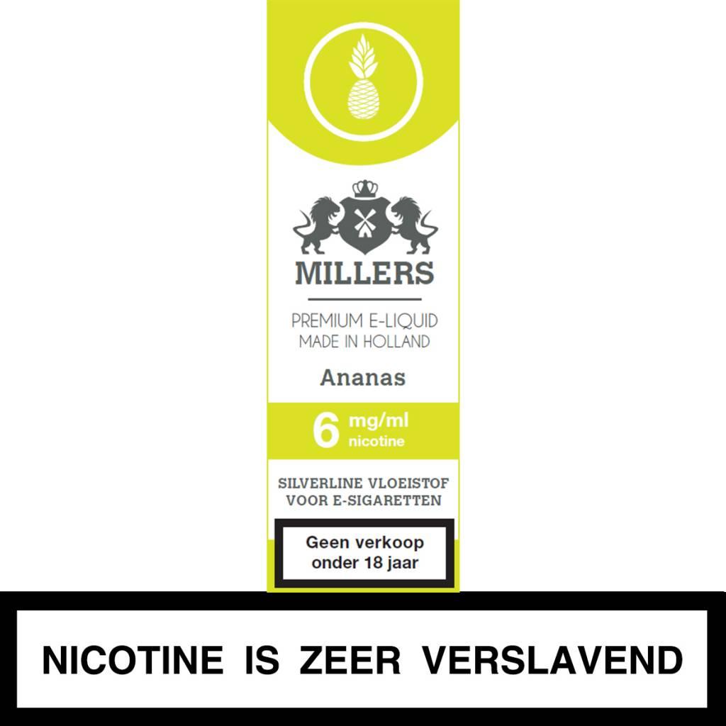 Millers Juice Ananas e-liquid