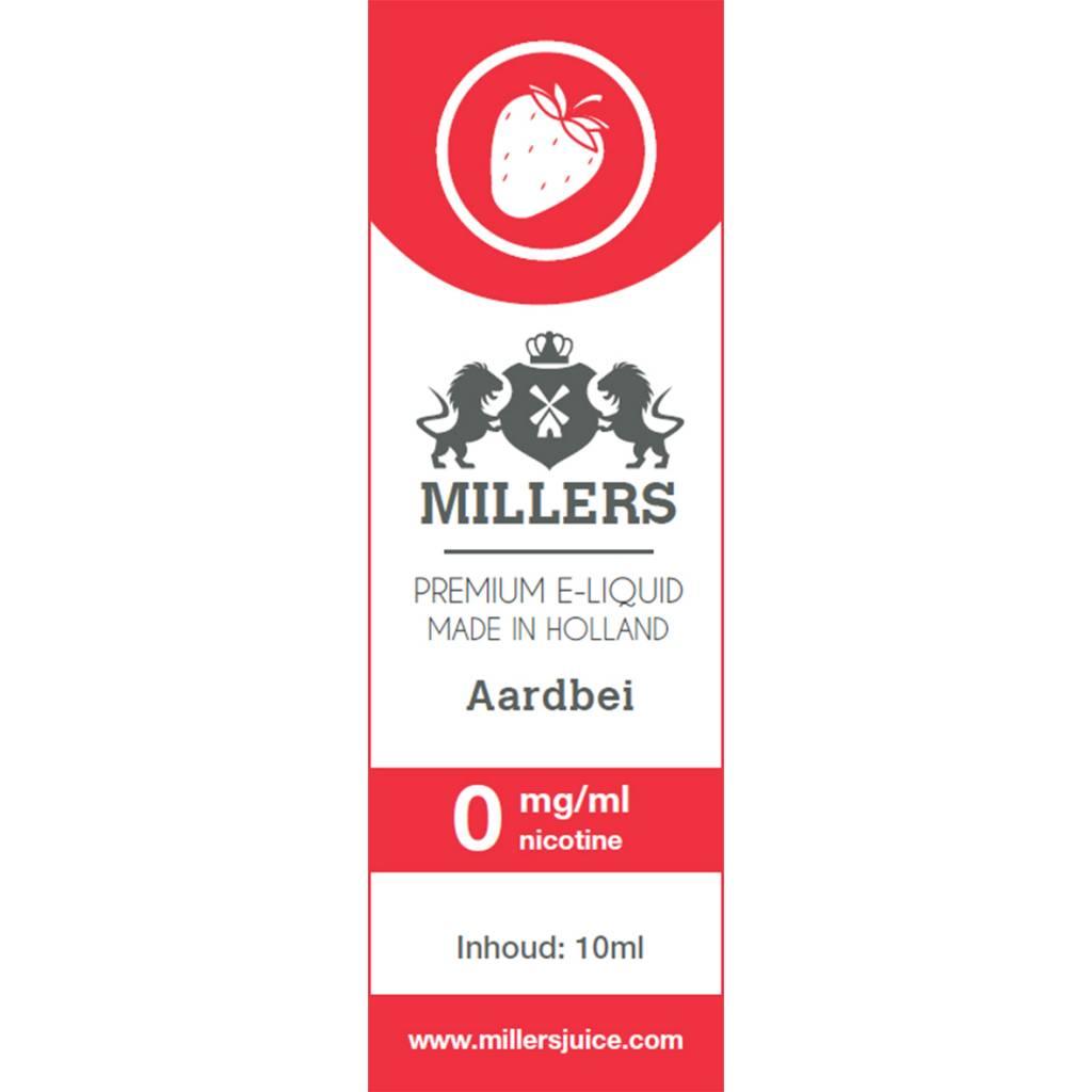 Millers Juice aadbei e-liquid
