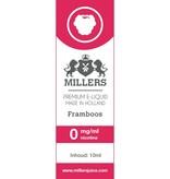 Millers Juice framboos e-liquid
