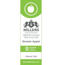 Millers Juice Liquid - Groene appel