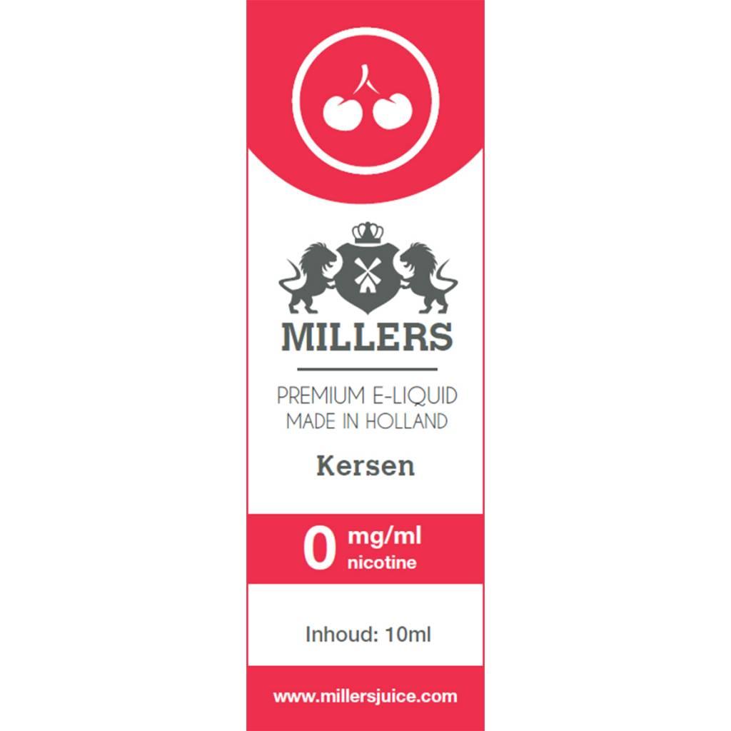 Millers Juice kersen e-liquid