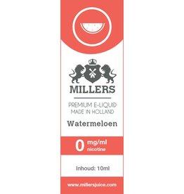 Millers Juice Liquid - Watermeloen