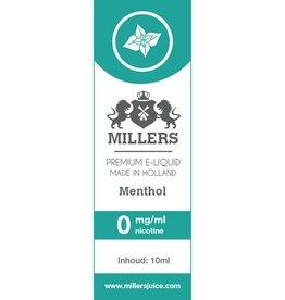 Millers Juice Liquid - Menthol