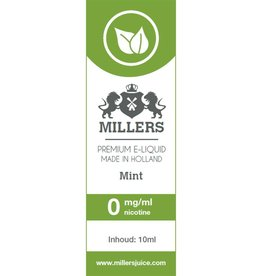 Millers Juice Liquid - Mint