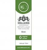 Millers Juice Liquid - Kiwi