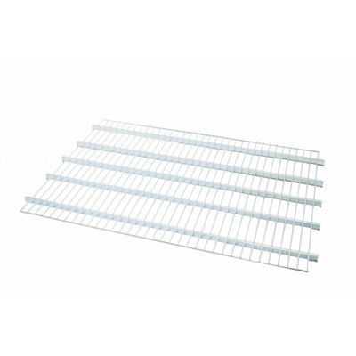 Metalen legbord 1335x875x15mm - tbv rolcontainer 48279