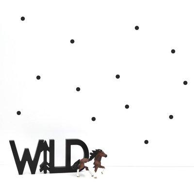 Punkte Wandsticker