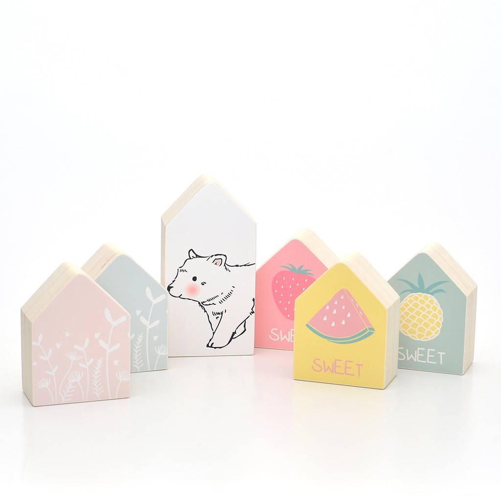 Dots Lifestyle Holzhaus Eisbär