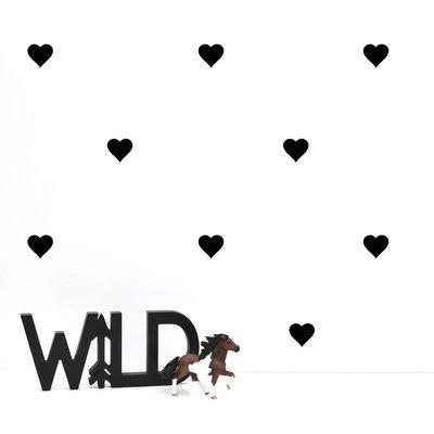 Herzen Wandsticker