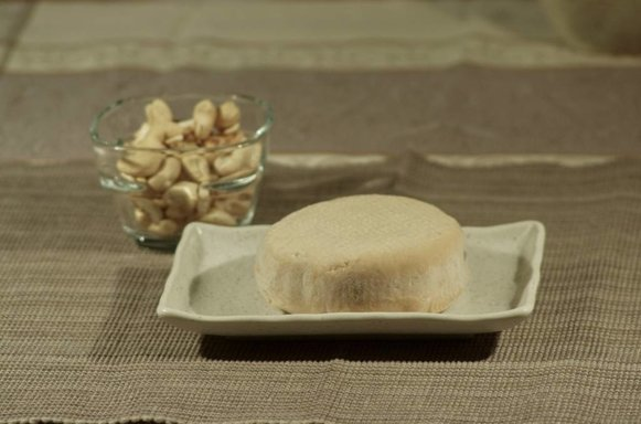Cashew based cheeses