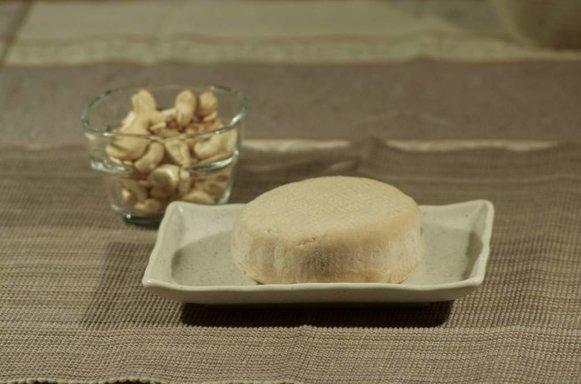 Le fromage aux noix de Cajou