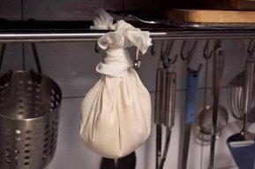 Fresh-cheese cloth